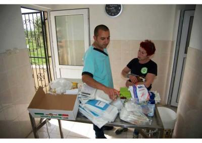 Funda Ekici von Taro Germany e. V. in der Türkei.